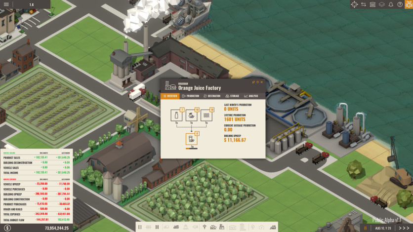 Screenshot 8 - Rise of Industry