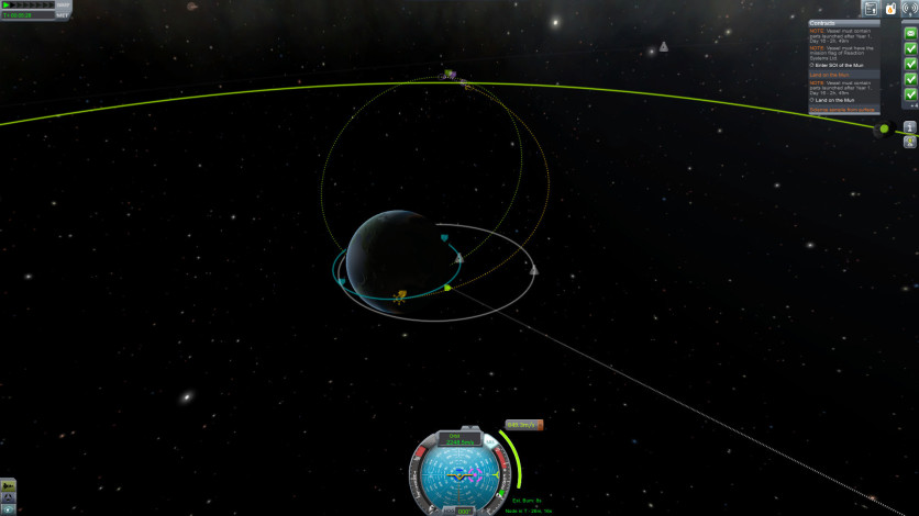 Screenshot 3 - Kerbal Space Program