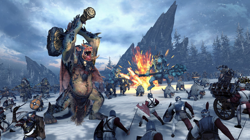 Screenshot 3 - Total War: WARHAMMER - Norsca