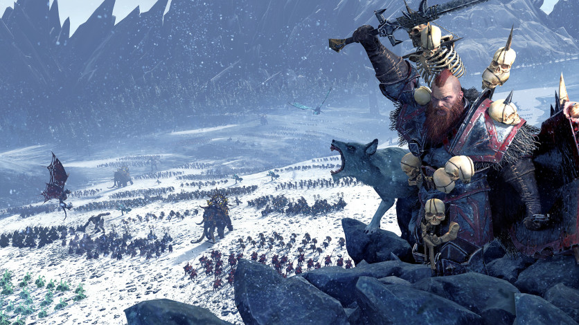 Screenshot 2 - Total War: WARHAMMER - Norsca