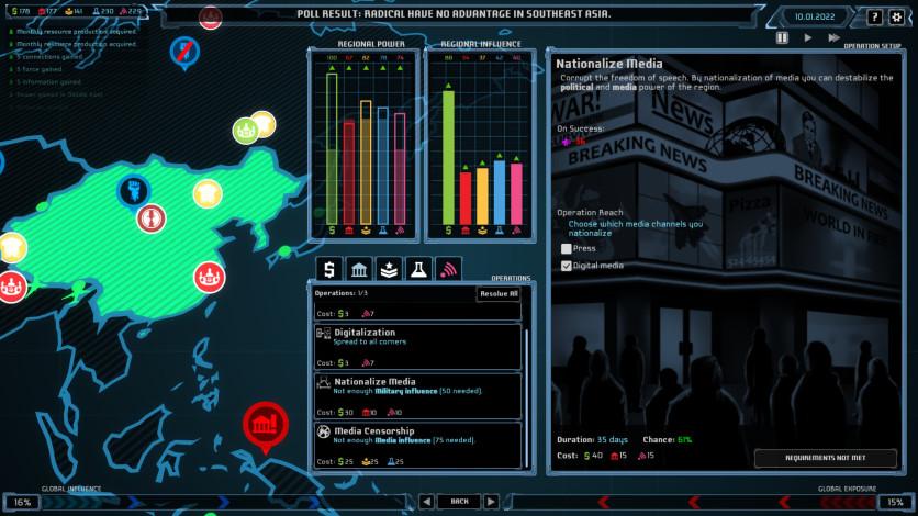 Screenshot 6 - Agenda