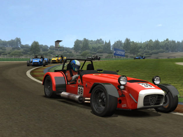 Screenshot 1 - RACE: Caterham Expansion