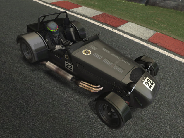 Screenshot 2 - RACE: Caterham Expansion