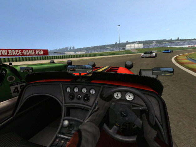 Screenshot 3 - RACE: Caterham Expansion