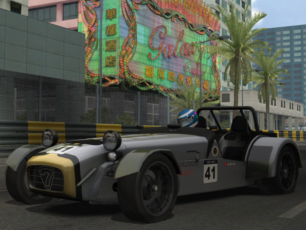 Screenshot 4 - RACE: Caterham Expansion