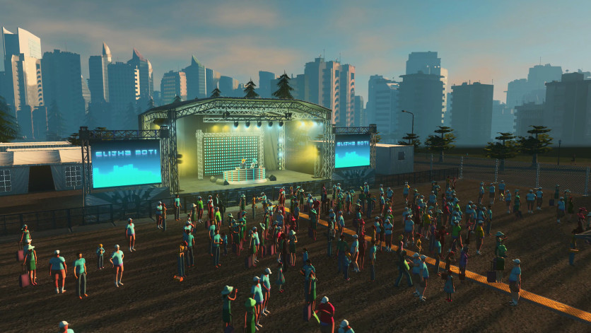 Screenshot 2 - Cities: Skylines - Concerts