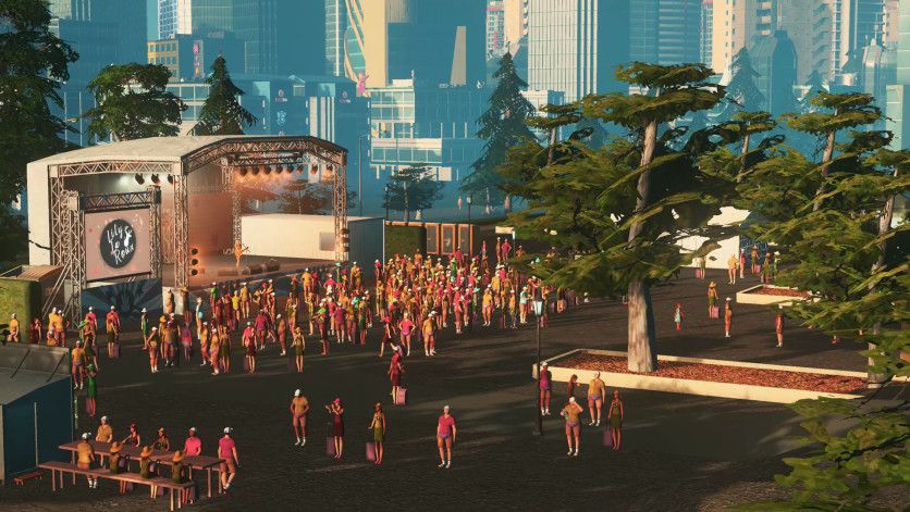 Screenshot 5 - Cities: Skylines - Concerts