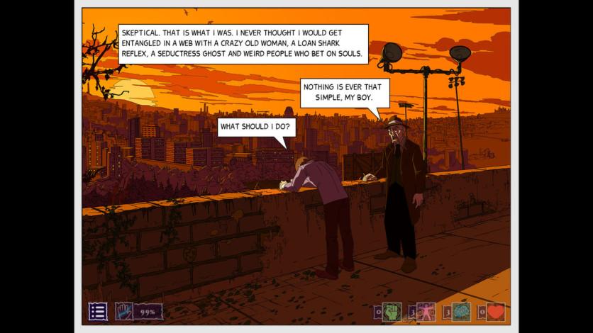 Screenshot 2 - Soul Gambler: Dark Arts Edition