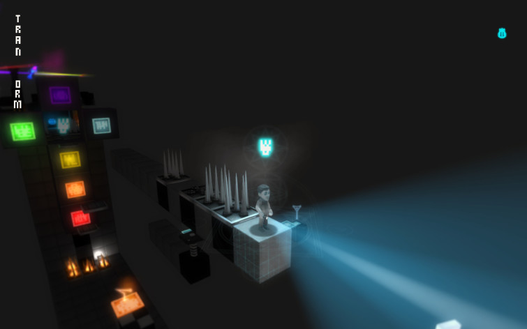 Screenshot 3 - Face It - A game to fight inner demons