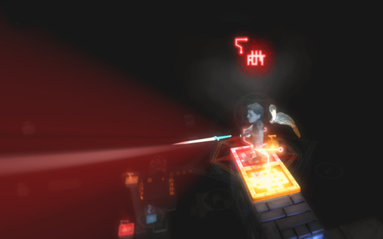 Screenshot 2 - Face It - A game to fight inner demons