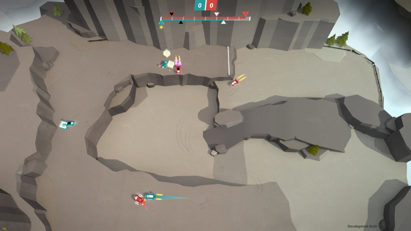 Screenshot 3 - Team Racing League