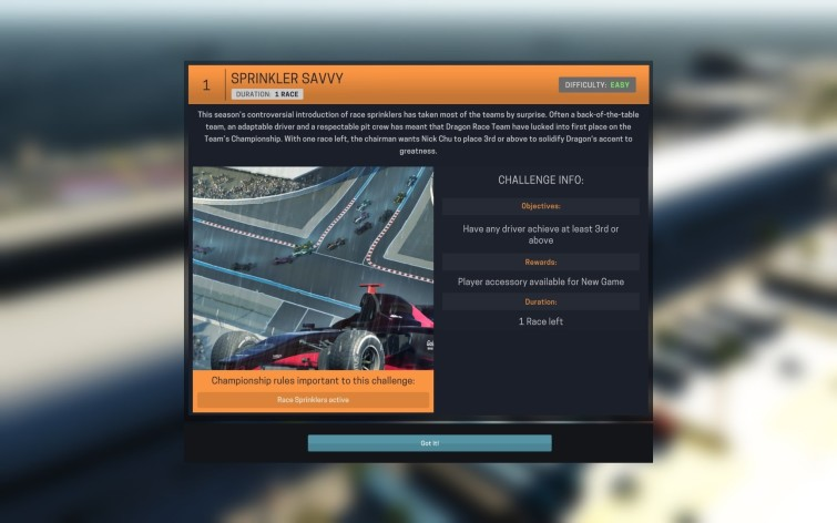 Screenshot 3 - Motorsport Manager - Challenge Pack