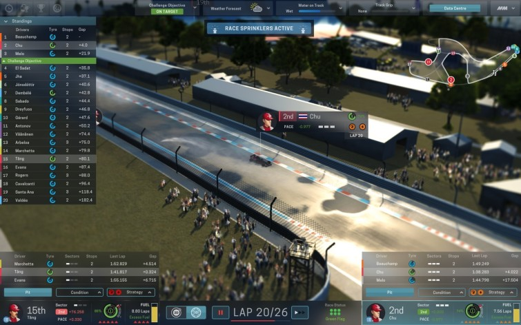 Screenshot 5 - Motorsport Manager - Challenge Pack