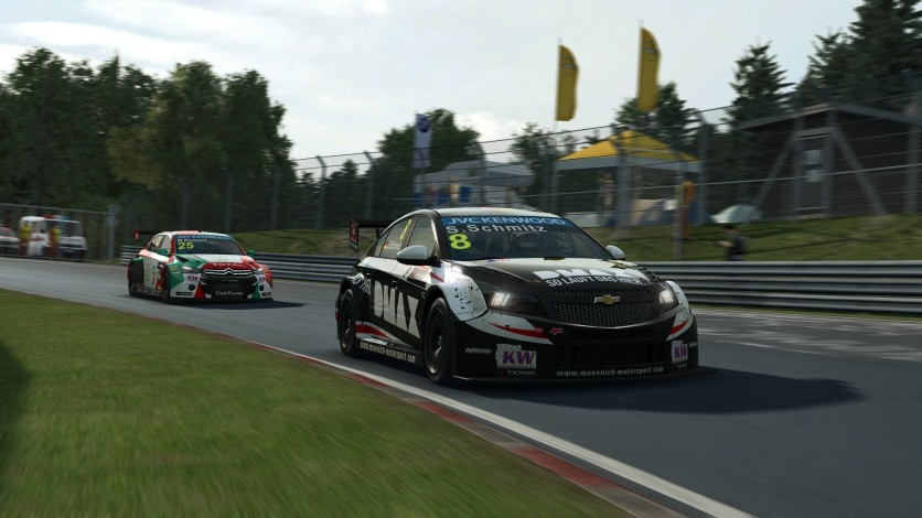 Screenshot 6 - RaceRoom - Nürburgring Legends