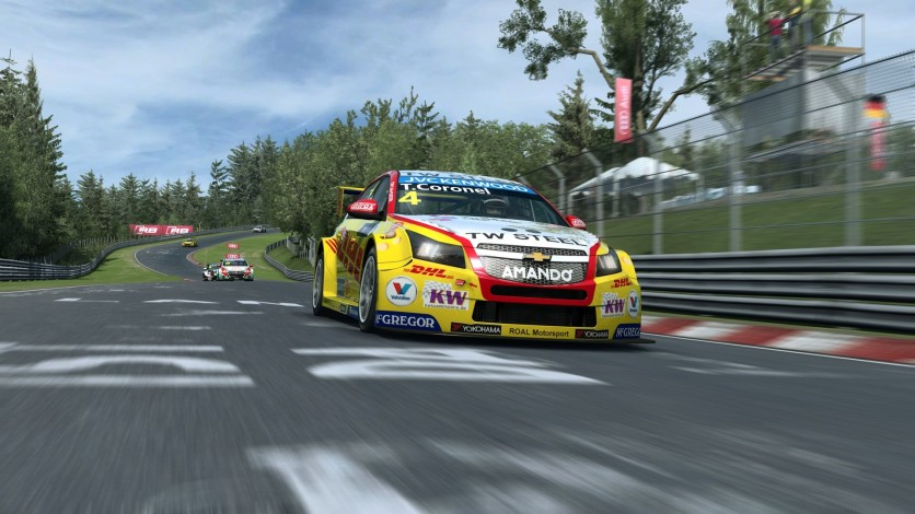 Screenshot 8 - RaceRoom - Nürburgring Legends