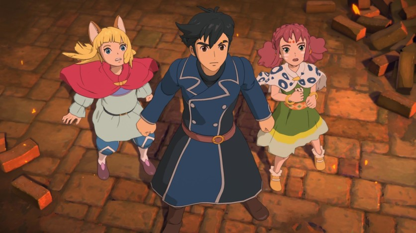 Screenshot 2 - Ni no Kuni™ II: Revenant Kingdom
