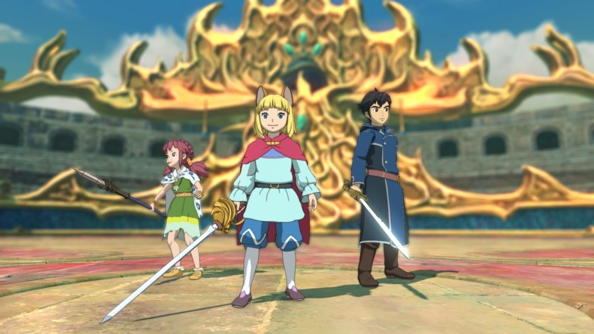 Screenshot 5 - Ni no Kuni™ II: Revenant Kingdom