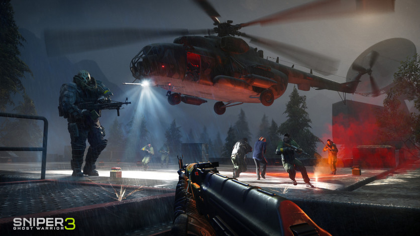 Screenshot 5 - Sniper Ghost Warrior 3 - The Escape of Lydia