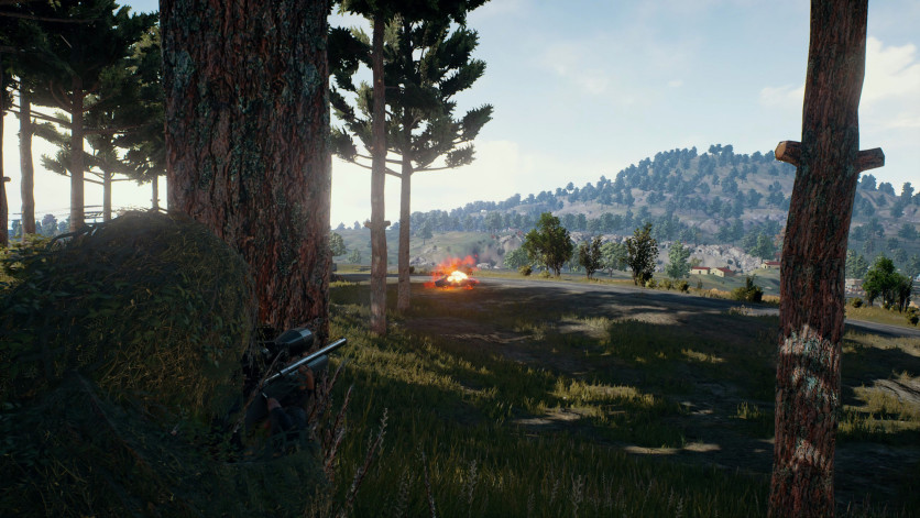 Screenshot 4 - PLAYERUNKNOWN'S BATTLEGROUNDS