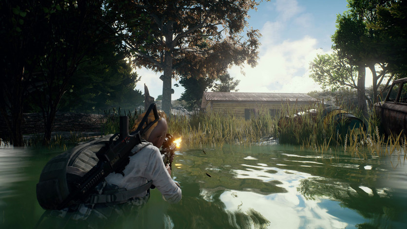 Screenshot 2 - PLAYERUNKNOWN'S BATTLEGROUNDS