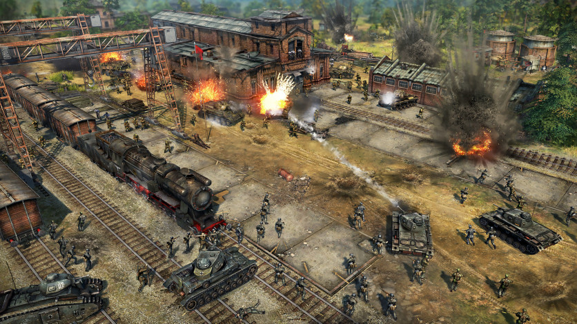 Screenshot 5 - Blitzkrieg 3 - Digital Deluxe Edition Upgrade