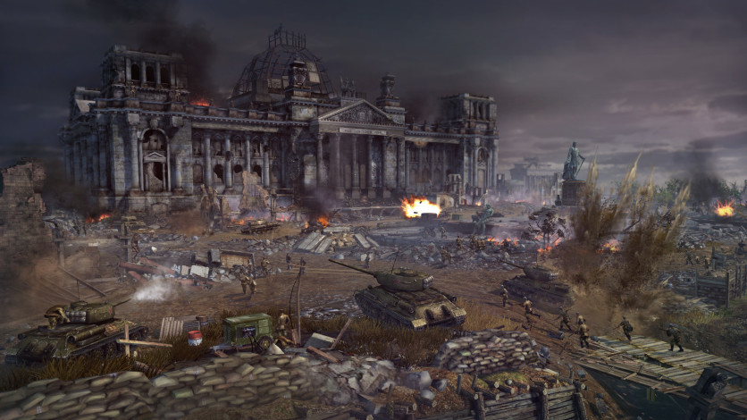 Screenshot 11 - Blitzkrieg 3 - Digital Deluxe Edition Upgrade