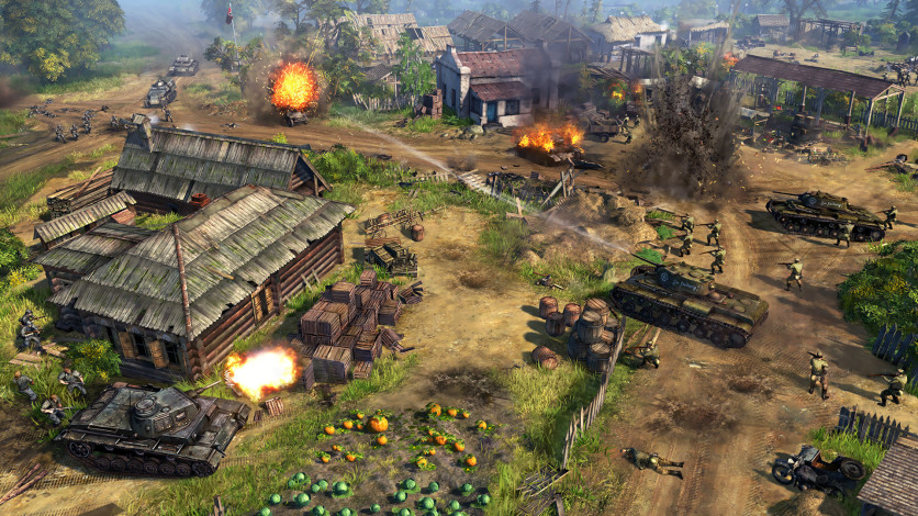 Screenshot 9 - Blitzkrieg 3 - Digital Deluxe Edition Upgrade