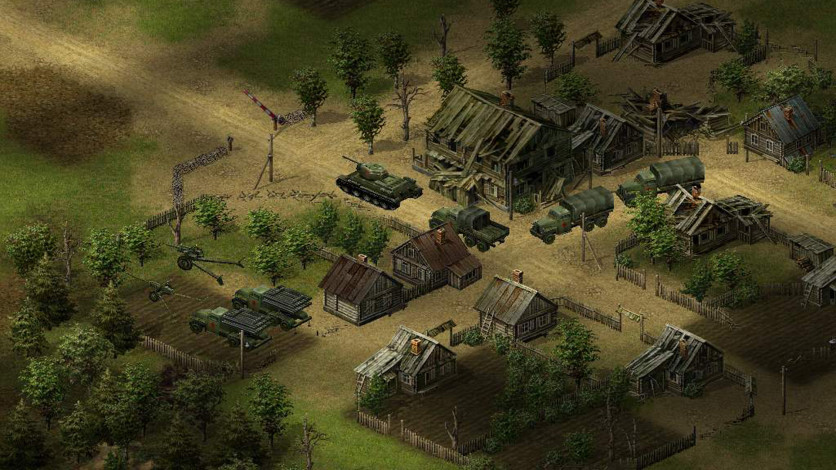 Screenshot 6 - Blitzkrieg Anthology