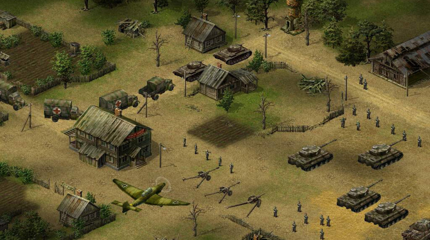 Screenshot 9 - Blitzkrieg Anthology