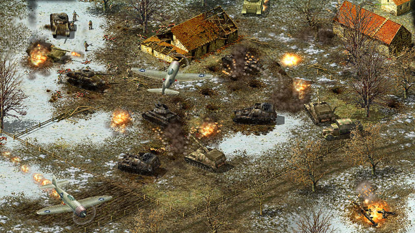 Screenshot 1 - Blitzkrieg Anthology
