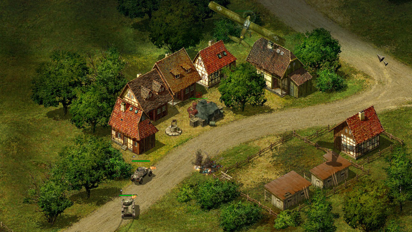 Screenshot 2 - Blitzkrieg Anthology