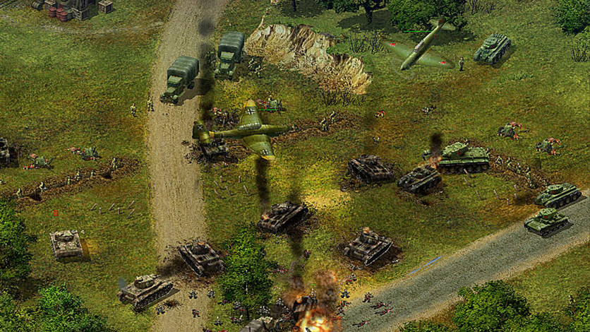 Screenshot 3 - Blitzkrieg Anthology