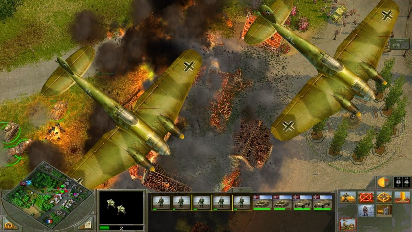 Screenshot 5 - Blitzkrieg 2 Anthology