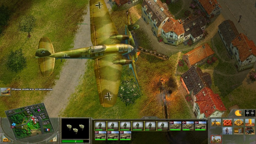 Screenshot 4 - Blitzkrieg 2 Anthology