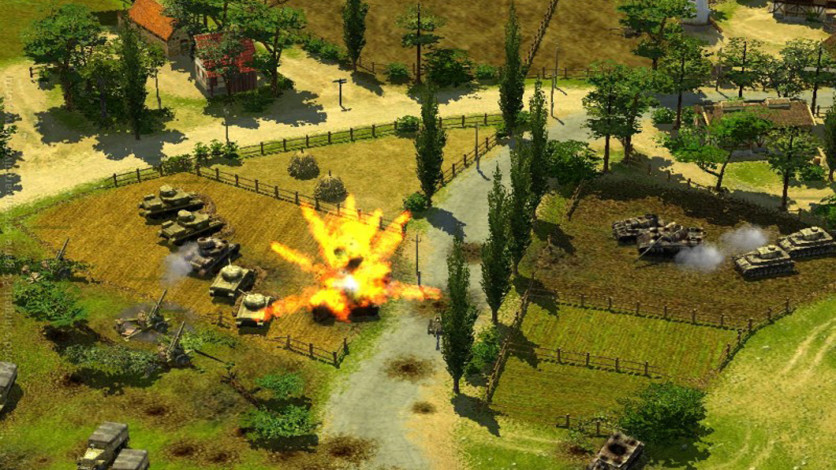 Screenshot 1 - Blitzkrieg 2 Anthology