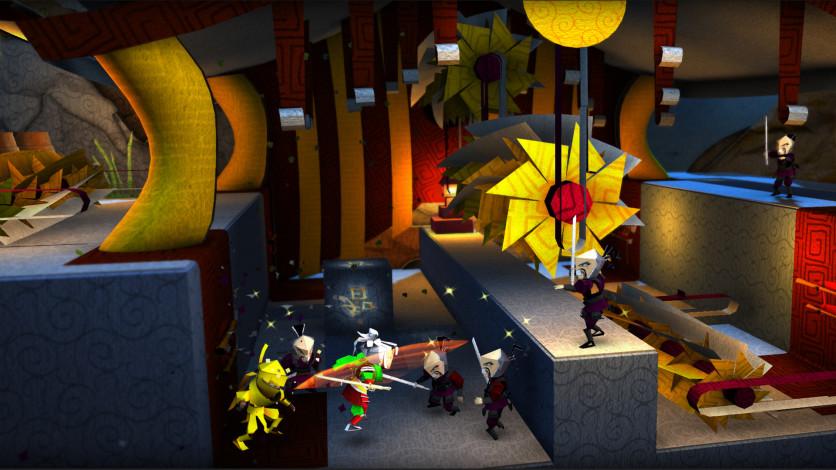 Screenshot 6 - Upside-Down Dimensions