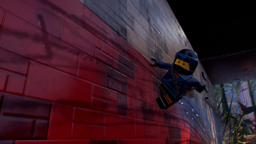 Screenshot 4 - The LEGO Ninjago Movie Video Game.