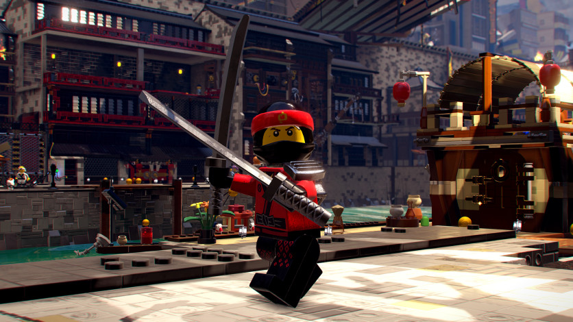 Screenshot 5 - The LEGO Ninjago Movie Video Game.