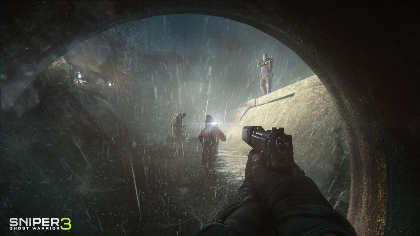 Screenshot 8 - Sniper Ghost Warrior 3 - All-terrain vehicle