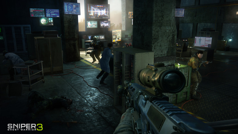 Screenshot 4 - Sniper Ghost Warrior 3 - Sniper Rifle McMillan TAC-338A