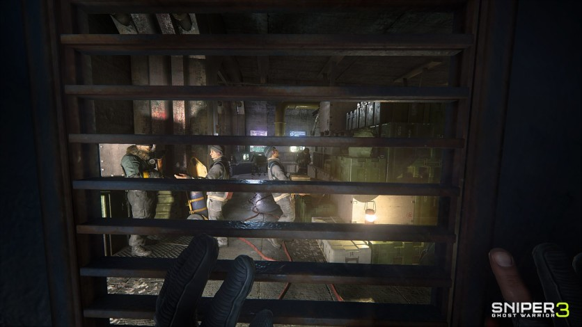 Screenshot 10 - Sniper Ghost Warrior 3 - Sniper Rifle McMillan TAC-338A