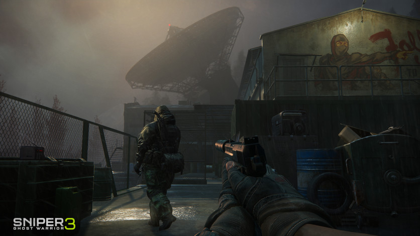 Screenshot 7 - Sniper Ghost Warrior 3 - Sniper Rifle McMillan TAC-338A