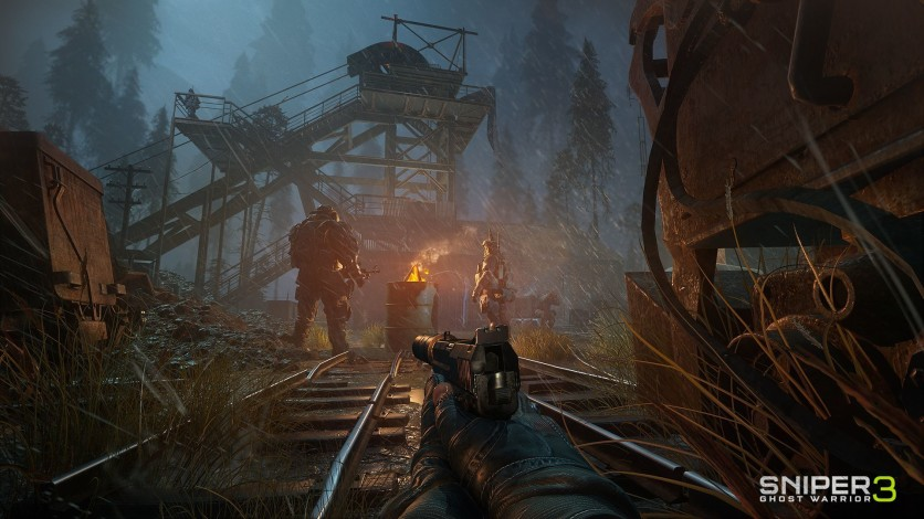 Screenshot 3 - Sniper Ghost Warrior 3 - Sniper Rifle McMillan TAC-338A