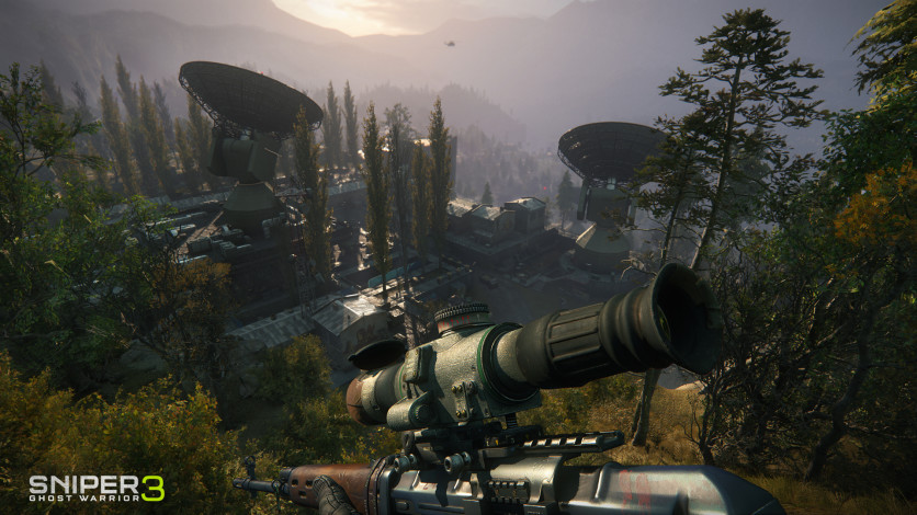 Screenshot 14 - Sniper Ghost Warrior 3 - Sniper Rifle McMillan TAC-338A