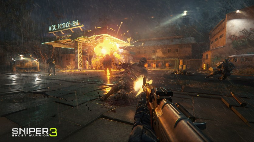 Screenshot 11 - Sniper Ghost Warrior 3 - Sniper Rifle McMillan TAC-338A