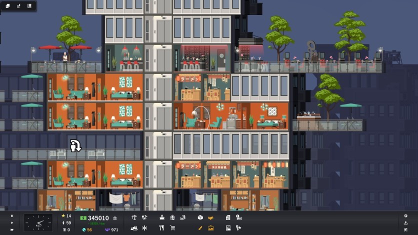Screenshot 2 - Project Highrise: Tokyo Towers