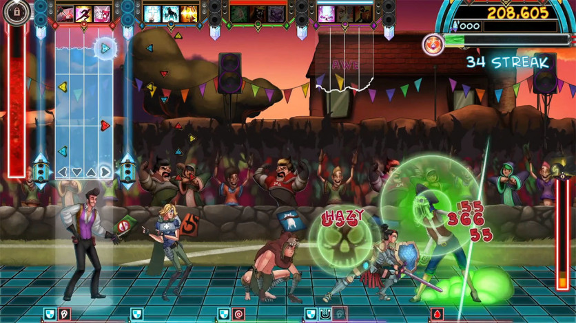 Screenshot 3 - The Metronomicon - The End Records Challenge Pack