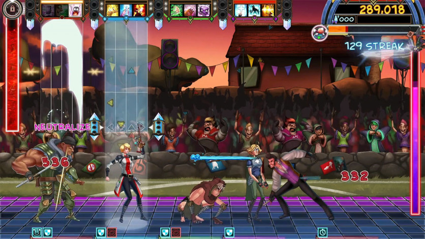 Screenshot 2 - The Metronomicon - The End Records Challenge Pack