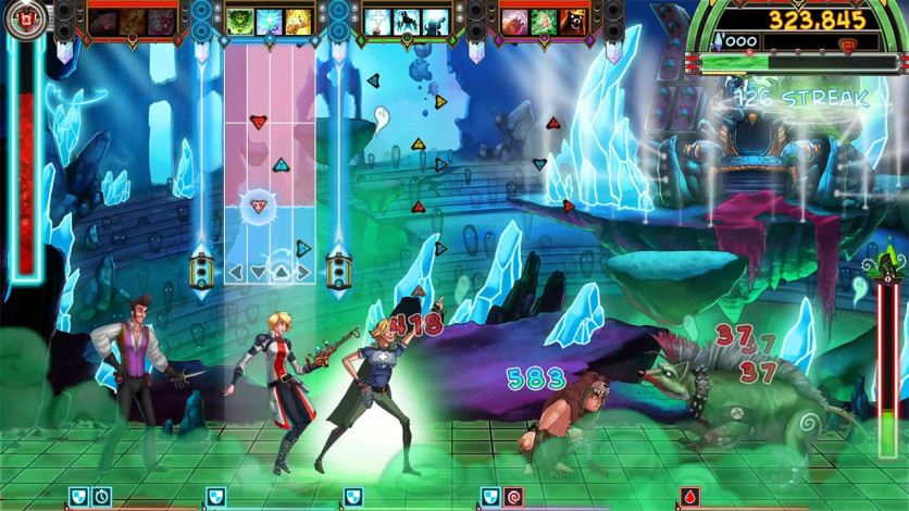 Screenshot 4 - The Metronomicon - The End Records Challenge Pack