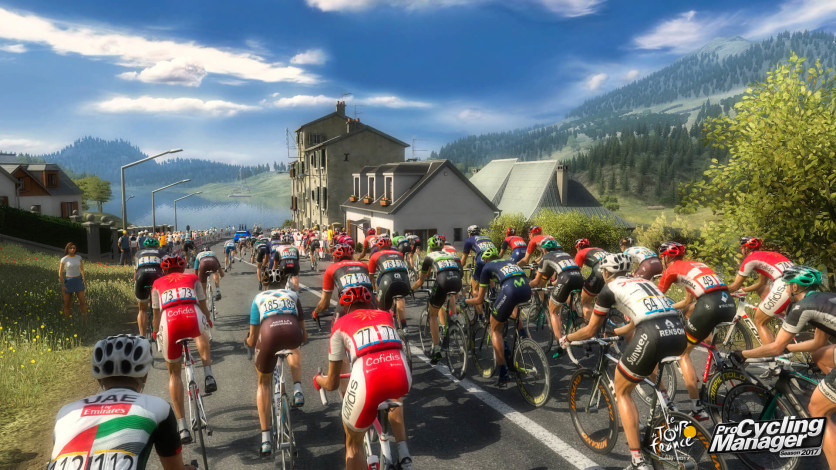 Screenshot 8 - Pro Cycling Manager 2017